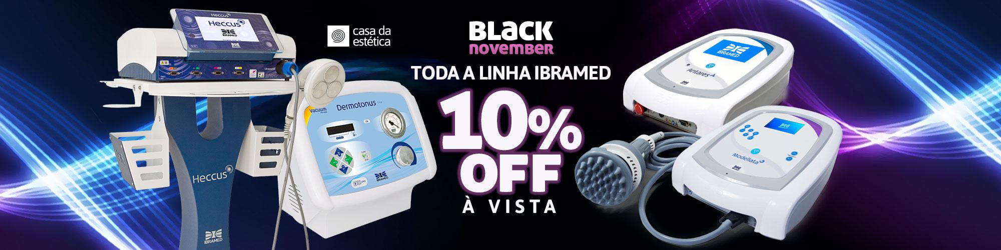 BLACK Ibramed